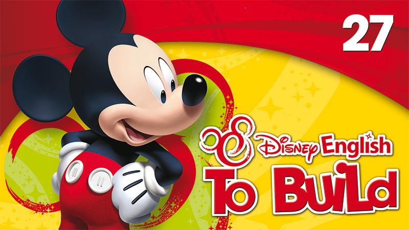 Disney English - Episodio 27
