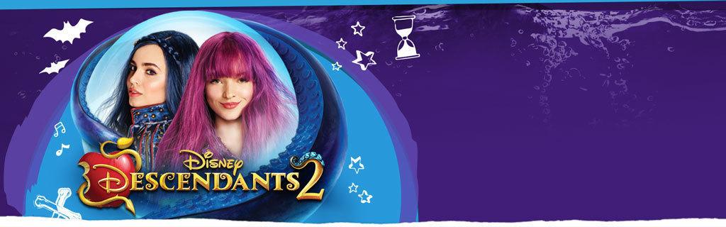 Descendants (Homepage - Movie 2)