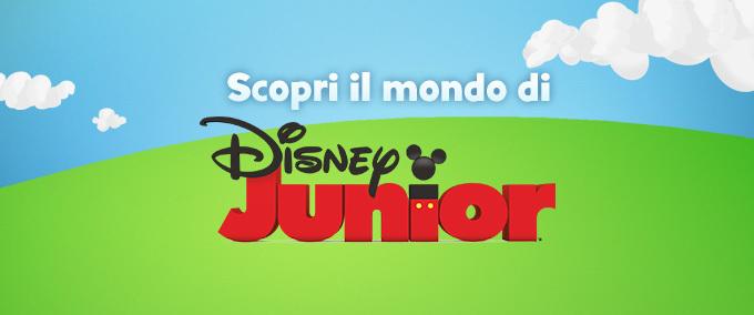 Visita il sito Disney Junior