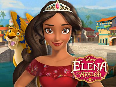 Elena di Avalor