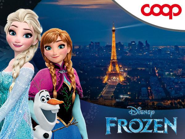 Concorso Frozen Coop