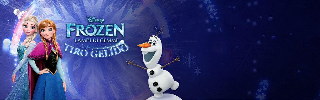 Frozen Lampi di Gemme: tiro gelido