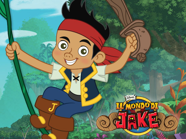 Il mondo di Jake