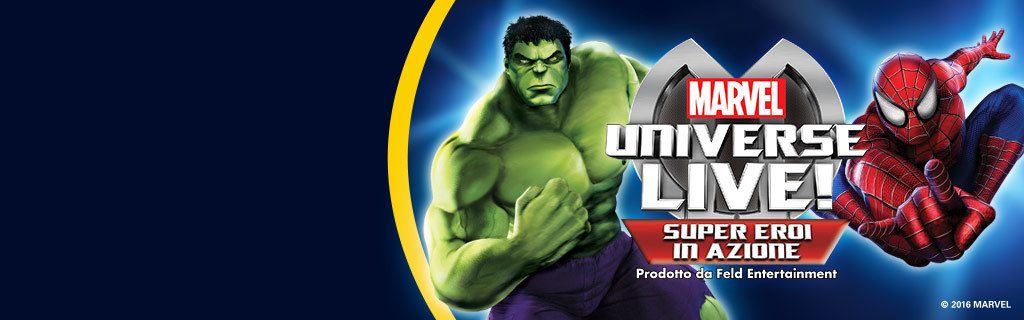 IT Homepage Hero - Marvel Universe Live