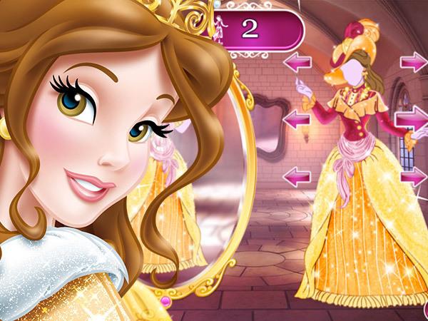 Crea la moda con Belle