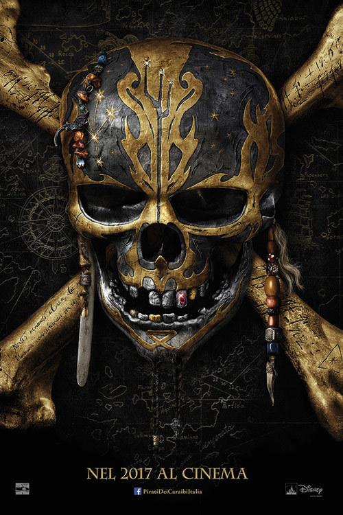 I pirati dei caraibi 5