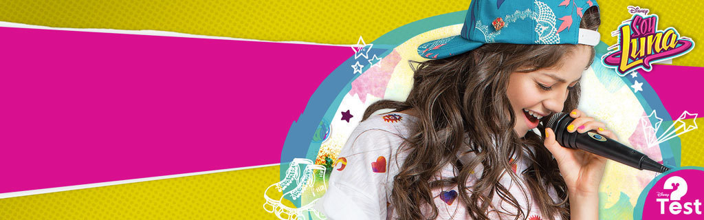 IT DC Hero - Soy Luna - Test Canzone
