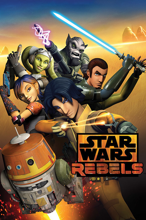 Star Wars Rebels: la prima stagione completa