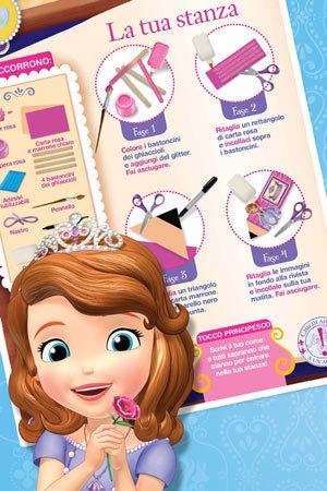 Sofia la principessa - La tua stanza