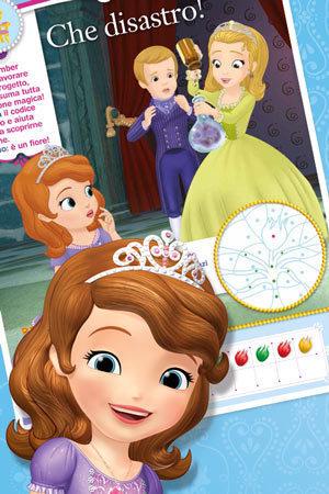 Sofia la principessa... Che disastro!