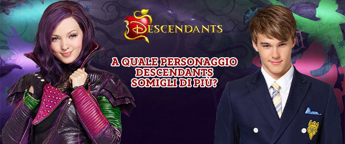 Il test di Descendants