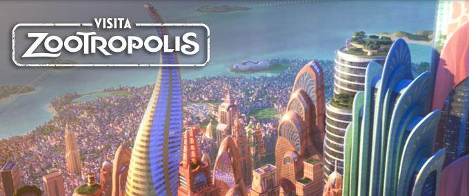 Visita Zootropolis