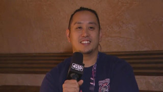 Linkin Park's Joe Hahn Interview - Star Wars Celebration Anaheim