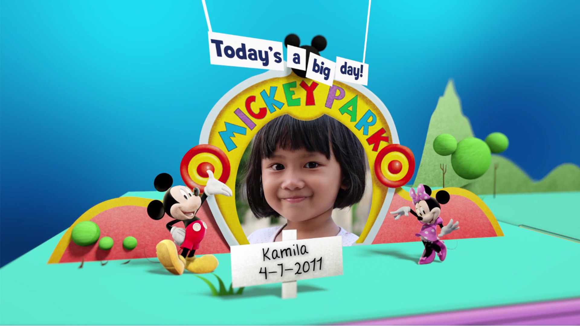 Disney Junior Birthday Book July 2016 Album 11