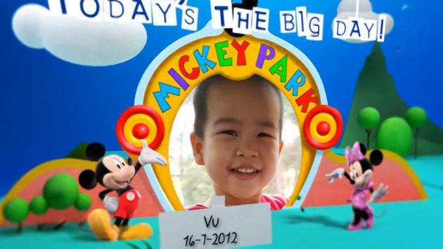 DJ Shuffle Song  Disney Junior  Thailand