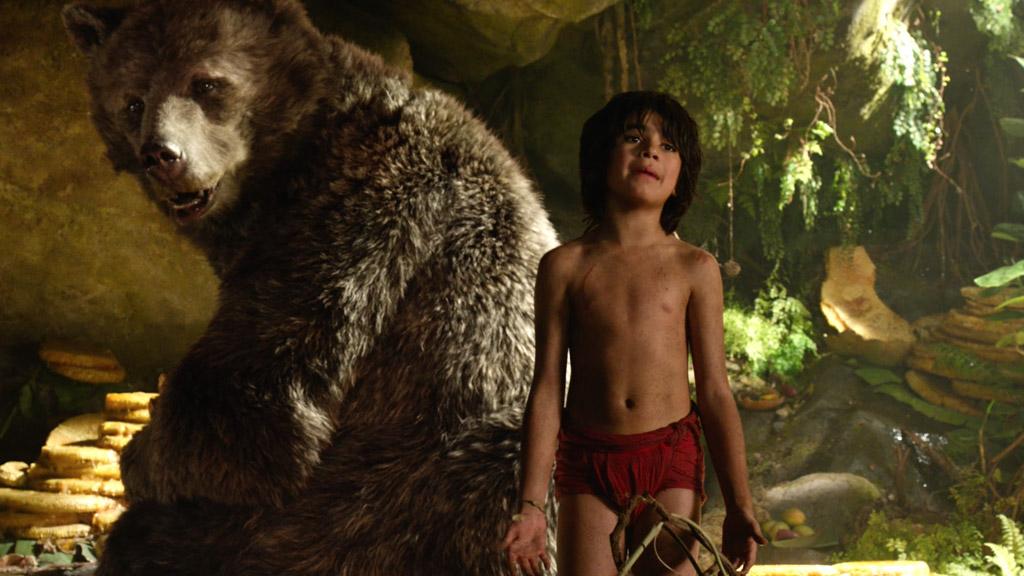 """""""การจำศีล"""" The Jungle Book เมาคลีลูกหมาป่า"""