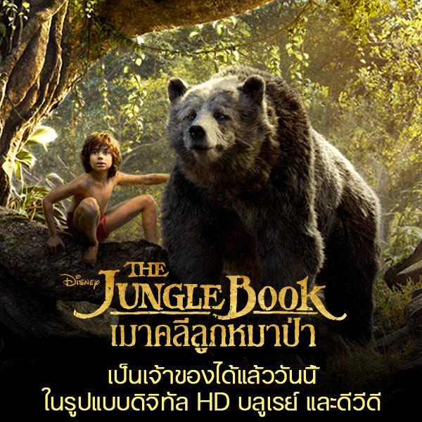Jungle Book At Home - More Disney - TH