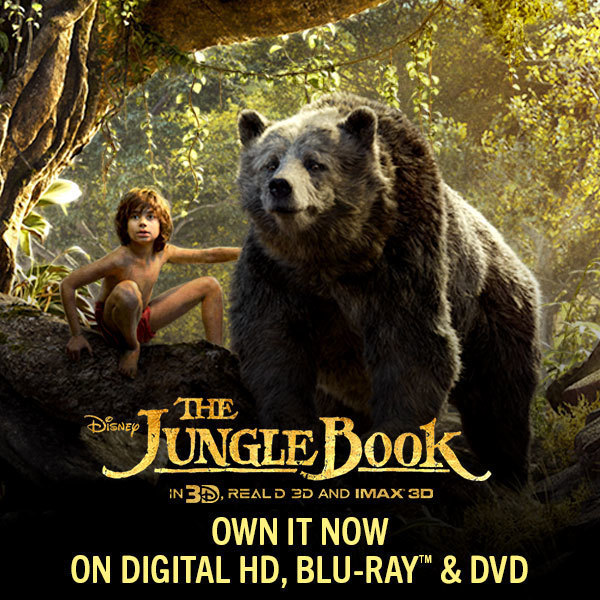 Jungle Book At Home - More Disney - MY