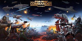 Star Wars Commander Screenshots
