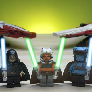 LEGO Star Wars: The Golden Brickies UK Awards Recap