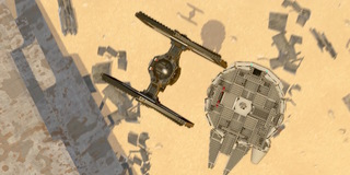 LEGO Star Wars: The Force Awakens - Niima Outpost Demo Trailer