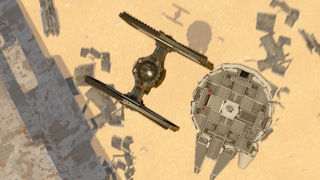 LEGO Star Wars: The Force Awakens - Niima Outpost Demo Trailer