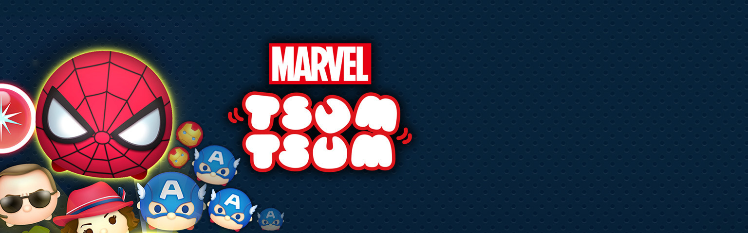 MARVEL Tsum Tsum Hero - ID