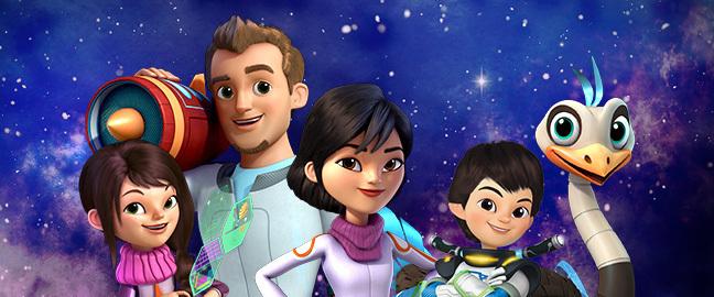 Space Adventurers!