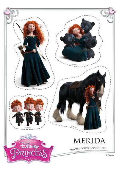 Merida Stickers