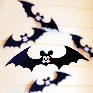 Mickey Halloween-vleermuizen