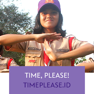 Time Please Mini Hero - ID Wide