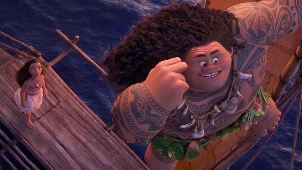 """คลิป """"มันเรียกว่าการค้นหาเส้นทาง"""" - โมอาน่า – ผจญภัยตำนานหมู่เกาะทะเลใต้"""