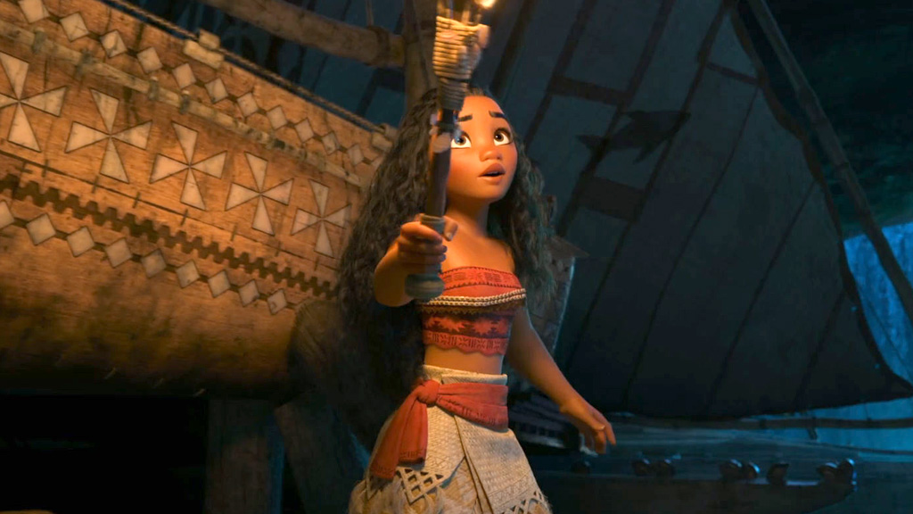 See Further Into the World of Moana in This Amazing New Clip