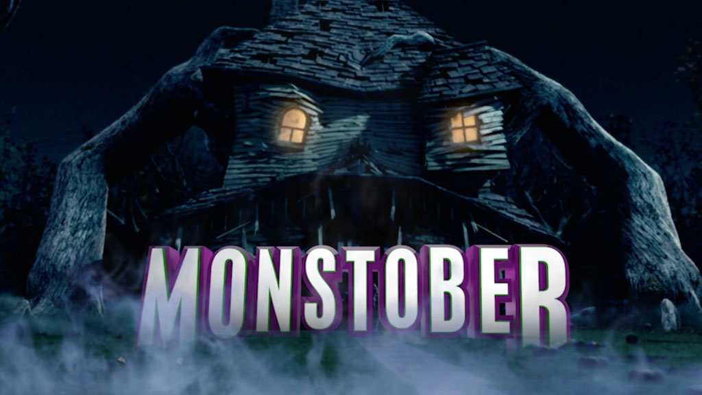 Monstober 2016 | Something Eerie Awaits!
