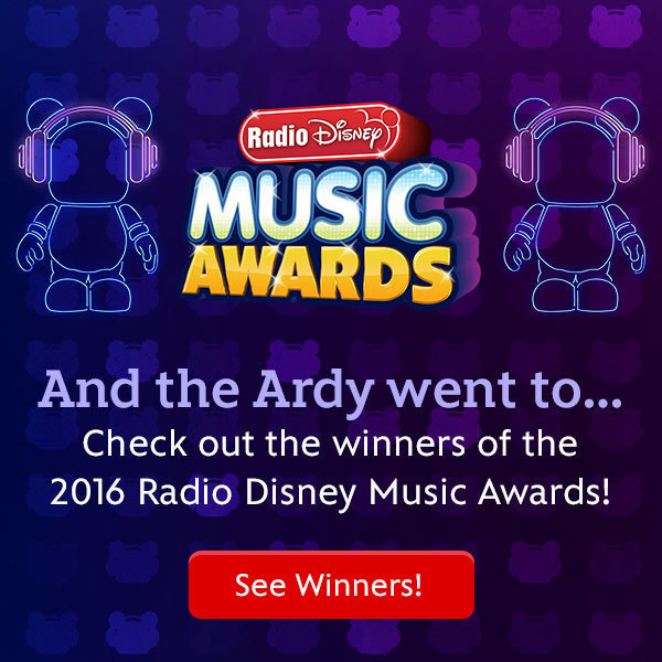 2016 Radio Disney Music Award