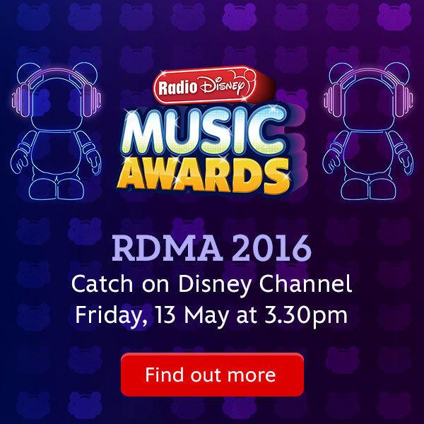 2016 Radio Disney Music Award