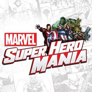 Marvel Super Hero Mania