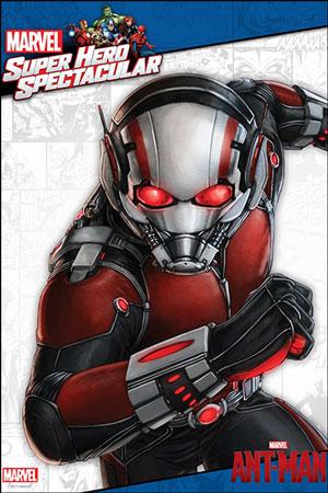 Ant-Man Activities