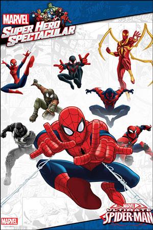 Spider-Man Activities