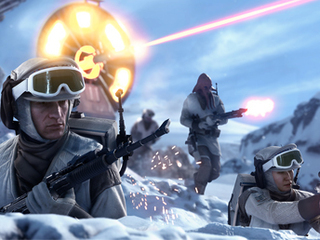 Star Wars: Battlefront Attacks EB Games Expo