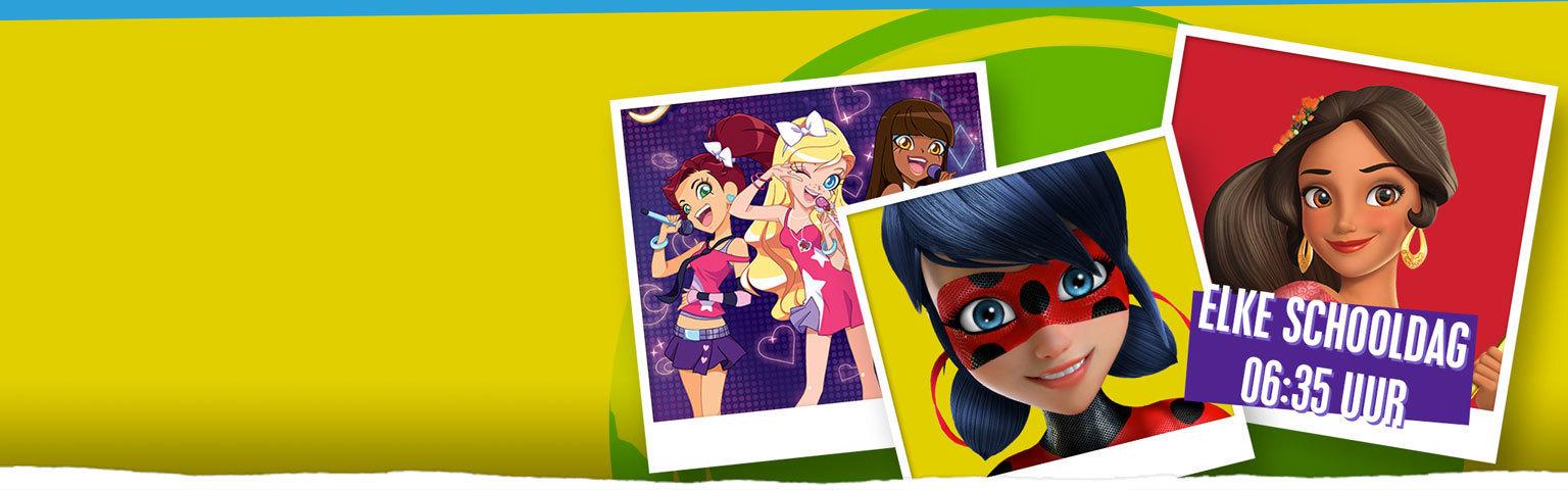 Large Hero - Homepage - Animated Shows Tune