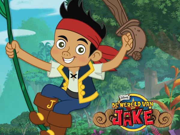 De wereld van Jake