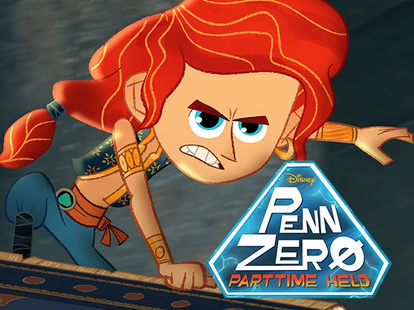 Penn Zero: Parttime Held