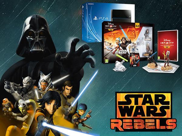 Star Wars Rebels Prijsvraag