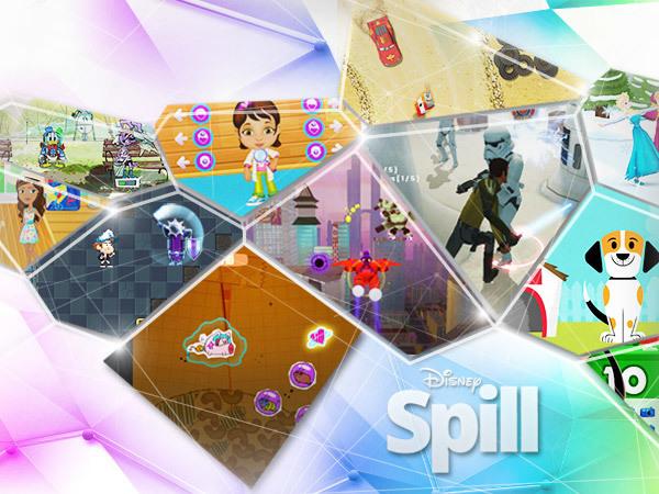 Disney Spill