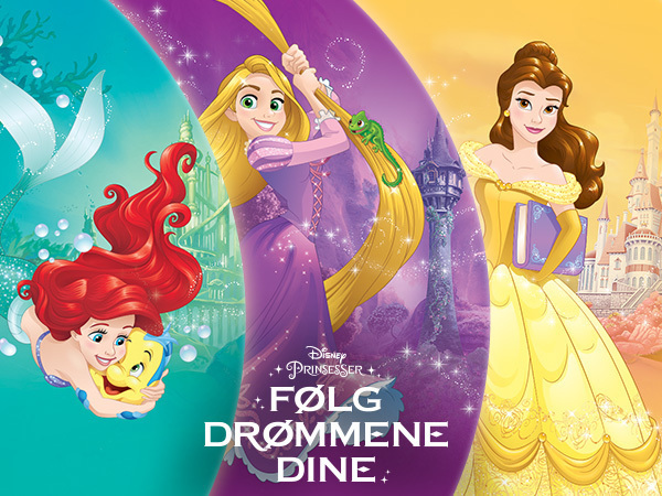Disney-prinsesser