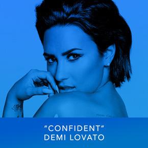 """""""Confident"""" by Demi Lovato"""