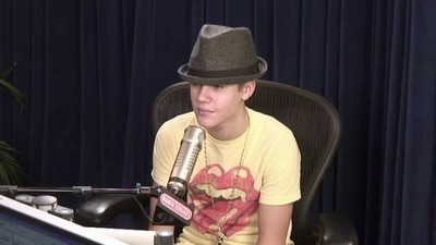 Justin Bieber's Holiday Plans - Take Over with Ernie D.