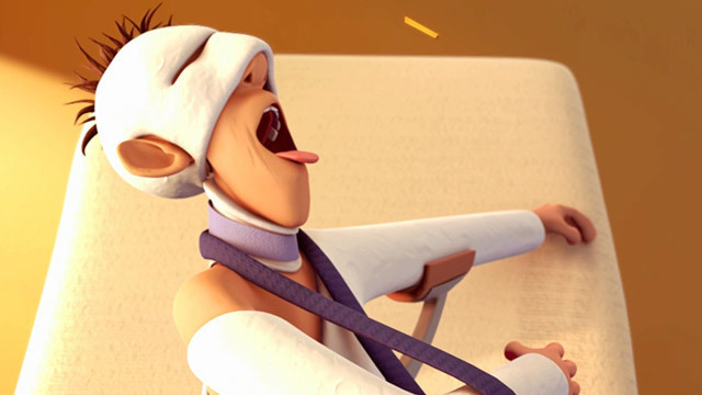 Hubert by David Jurine - Disney Shorts Favorite
