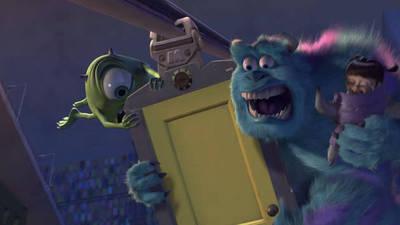 Finding Boo's Door
